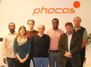 Besuch bei Phocos AG Ulm