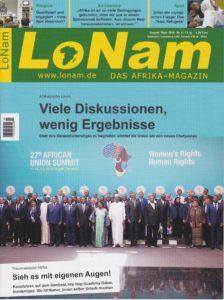 Titelseite LoNam 08